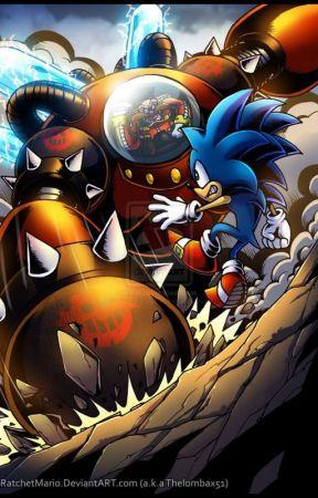 Sonic the Hedgehog Reboot  by antimoebiusfan