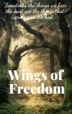 Wings of Freedom by Caicieskate