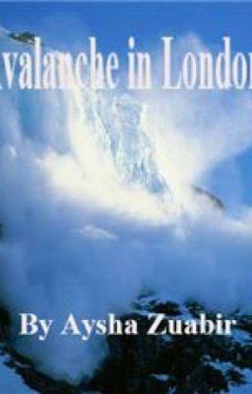 Avalanche in London by ayshazubair12