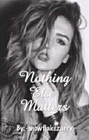 Nothing Else Matters 。 Jerrie Thirlwards (on hold) by adoringreid