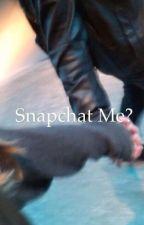 Snapchat me? (Luke Hemmings) by fanfiction2410