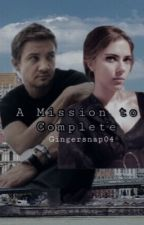 A Mission to Complete  by Gingersnap04