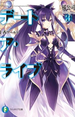 Đọc truyện Date A Live Volume 20: Tohka World ( Translated by DAL TEAM )