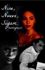 Nine, Nueve, Siyam. by hamleyreiss
