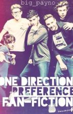 One Direction Preference Fan-Fiction by fantasticxfour