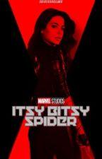 itsy-bitsy spider   natasha romanoff  ✓ by regwater8