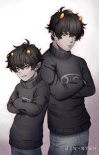 HomeStuck OneShot's {BOOK 6} by gallaxynati