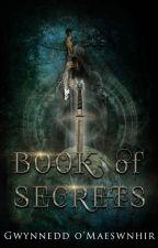 Book of Secrets by CelticWarriorQueen17