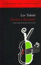 La sonata a kreutzer - Leon Tolstoi by MarianaMolledaNogale