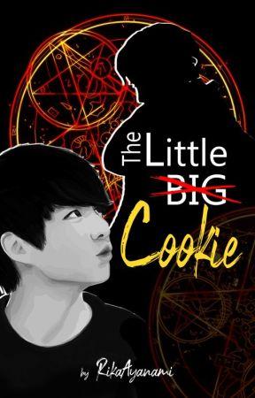 The Little( ̶B̶i̶g̶) Cookie [JiKook] by RikaAyanami
