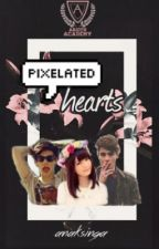 Pixelated Heart by anaksinga