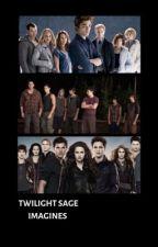 Twilight Saga imagines by _Hope_Mikaelson