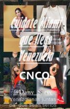 Cuídate Miami que llegó Venezuela (CNCO) by Danysary_