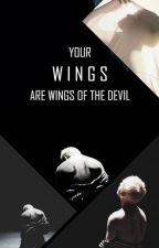 Wings [Kim Taehyung] by Nixselene182