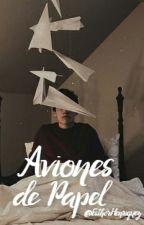 Aviones de Papel by EstherHenriquez