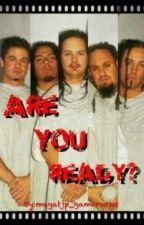 ARE YOU READY? by megatjp_gamerocks
