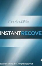 Raxco InstantRecovery Server 2.4.0.322 Crack [Cracks4Win] by cracks4win