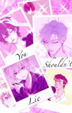you shouldn't lie || yandere boys x reader by Yuunaxox