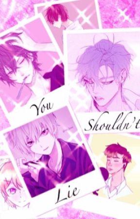 you shouldn't lie || yandere boys x reader by Yuunaxox