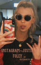 Instagram-Justin Foley by kaylinareyes