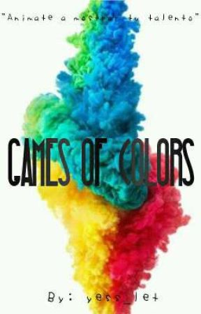 Concurso «Games of Colors» by Yess_Let