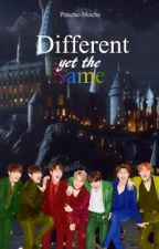 Different yet the Same || BTS x Reader by Peeche-Moche
