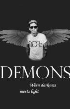 Demons. by marsofarawayg