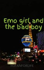 Emo girl and the bad boy by MJFANFORLIFE