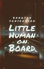 Little Human On Board  by bEakBErG