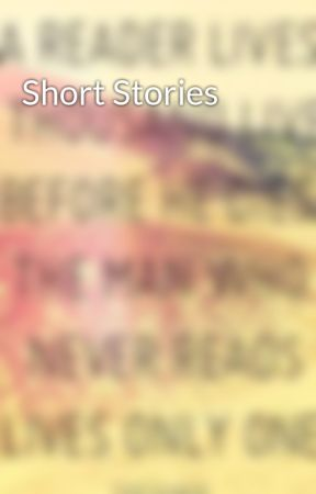 Short Stories by aya968
