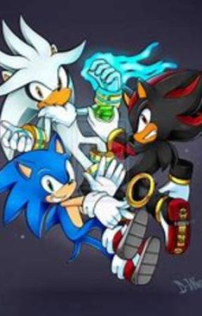 Sonic and friends group chat by XxOlivia_stewartxX