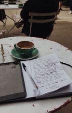Toile d'écriture by Chamsous
