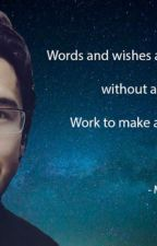 Words don't have to hurt(MarkiplierXChild!Reader) by OrphantotheZ