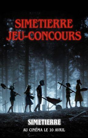 SIMETIERRE JEU-CONCOURS [Le concours est terminé] by SimetierreLeFilm