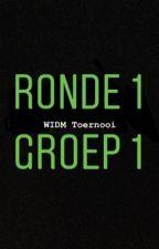 WIDM Toernooi ~ Ronde 1 - Groep 1 by Zanaxx0
