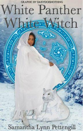 White Panther White Witch by Sammypett