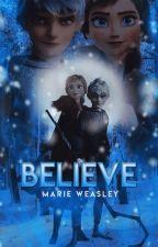 Believe ➳ Jack Frost by MarieWeasley