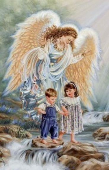 My Guardian Angel (A Tribute to My Nanny)
