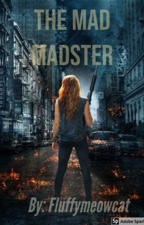 The Mad Madster ➽ TWD by fluffymeowcat