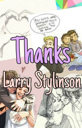 Thanks|•| Larry Stylinson by AussieLimelight345