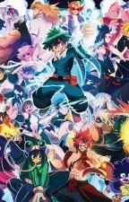 Boku No Hero Academia x Reader MultiChoice Oneshots by AmourRever