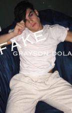 fake    grayson dolan  by efinnn