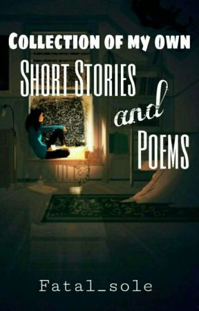 Collection Of My Own Short Stories And Poems - Isolated
