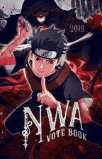 [2019] Naruto Watty's Vote Book by NarutoWA2019