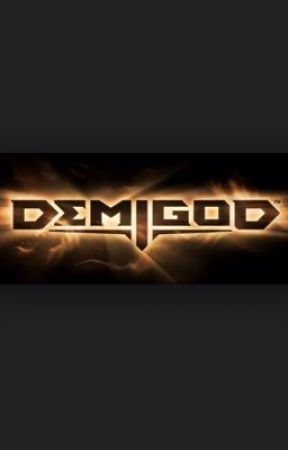 My life as a demigod(discontinued) by Pooka_Jones