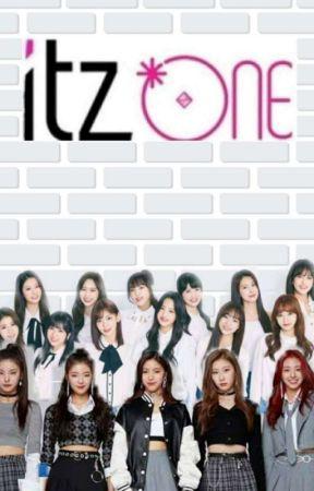 ITZ*ONE (Randomness) (On Going) - La Vie En Rose Lyrics