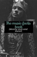 The music facts book by ryys_ru