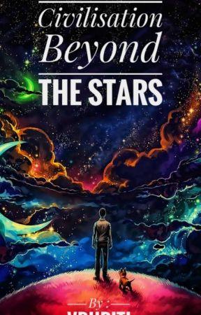 Civilization Beyond the Stars by VDhriti