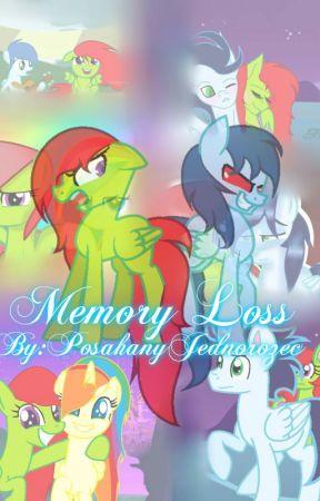 Memory loss (Pozastaveno) by PosahanyJednorozec