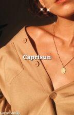 ( CAPRISUN. )      - Han jisung  by lovecovinsky